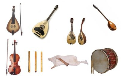 Παραδοσιακή - Λαϊκή Μουσική